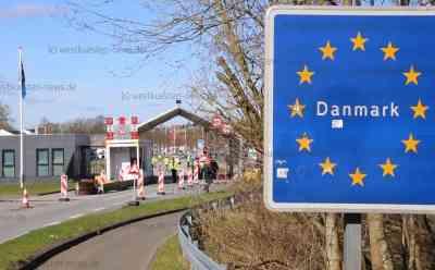 Corona: Dänemark schließt Grenzen - Touristen dürfen nicht mehr einreisen: Keine Einreise mehr möglich - Deutsche werden an der Grenze abgewiesen - Maßnahme gilt mindestens bis Ostermontag
